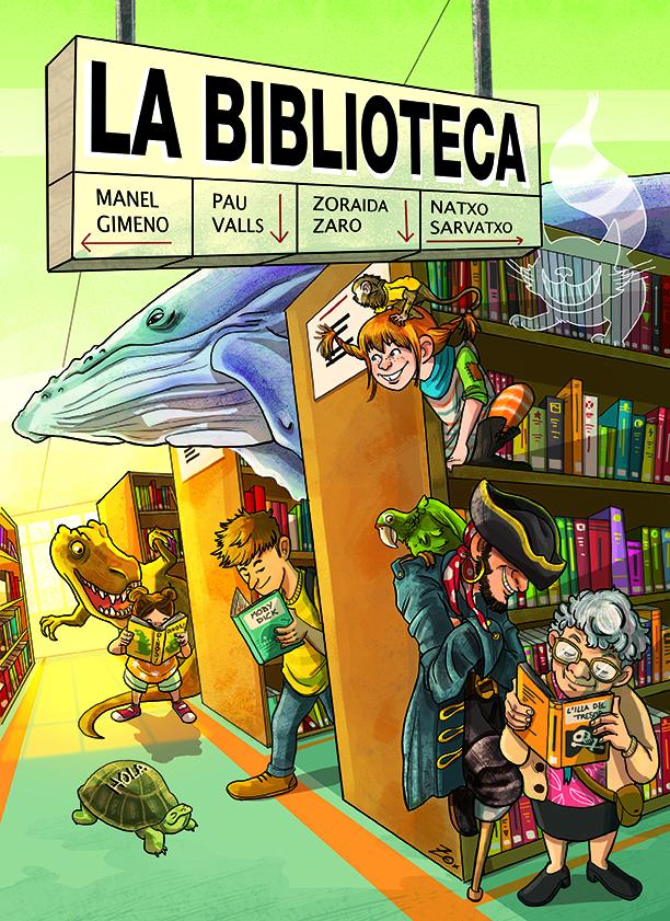 la_biblioteca_manel_gimeno